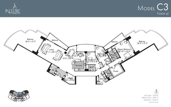 Floor Plans Allure Condos Of Las Vegas - Las vegas floor plans